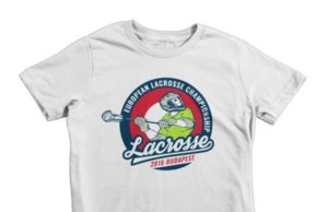European Lacrosse Championships Youth T-Shirt