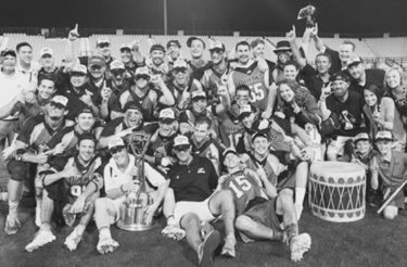 Denver Outlaws - 2016 MLL Champs