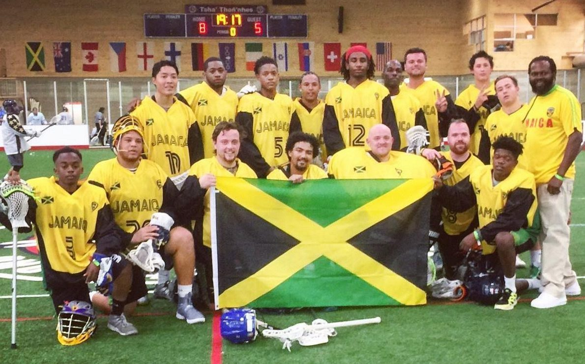 Team Jamaica LASNAI