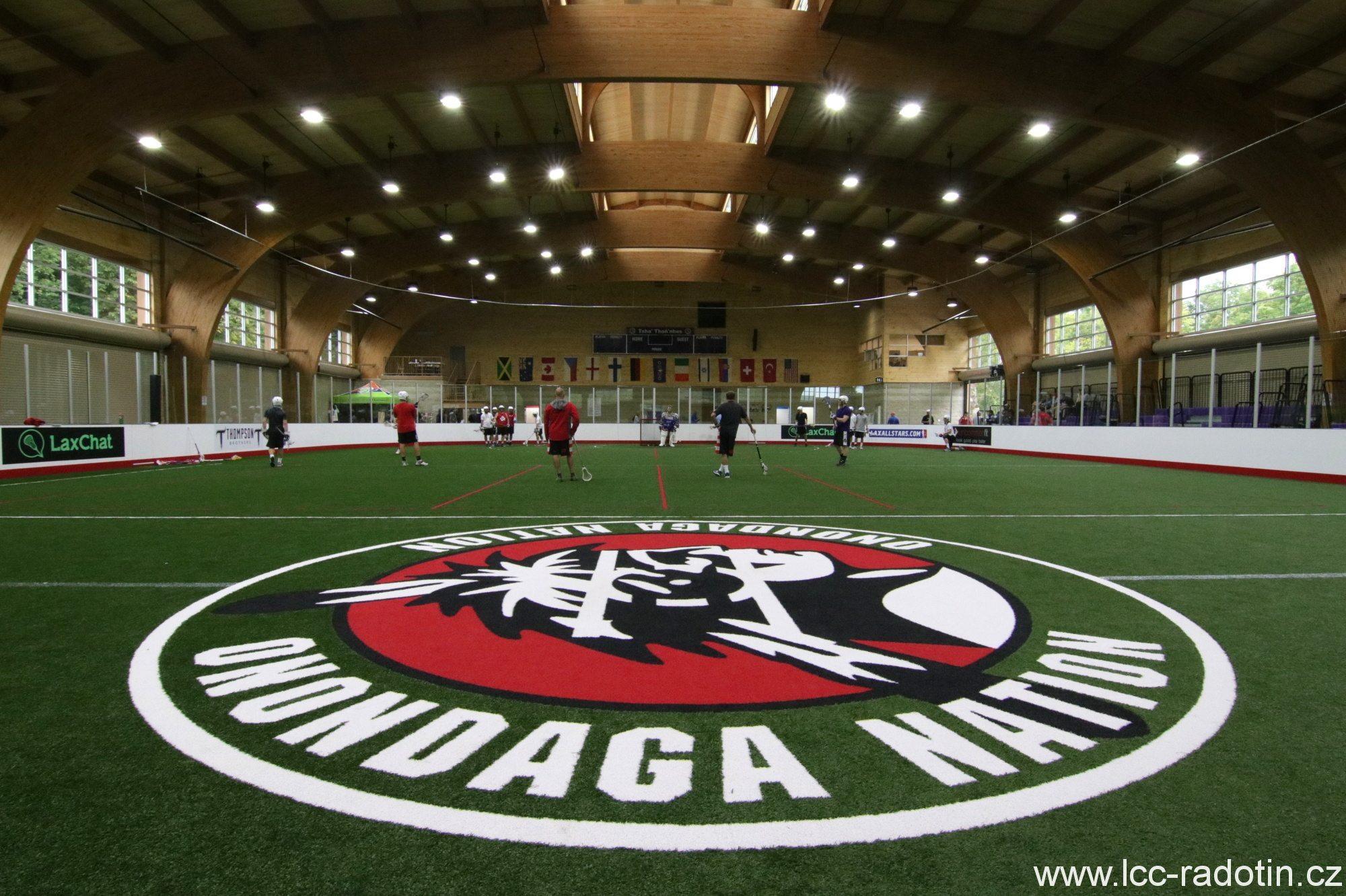 LASNAI House Team 2016, Day 1 - Onondaga Nation Fieldhouse - 2021 LAXNAI