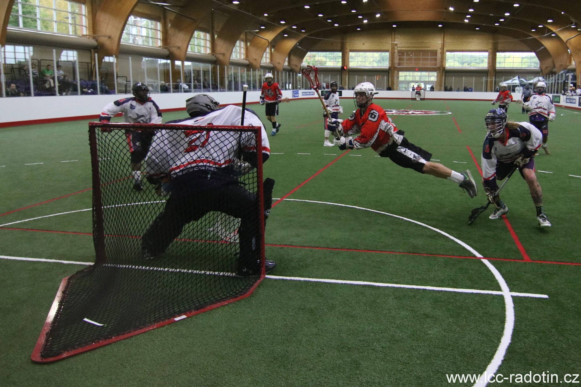 LASNAI 2016, Day 3 - Box Lacrosse Tournaments