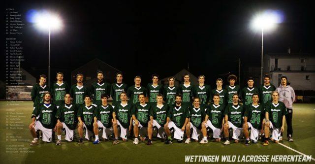 Wettingen Wild Lacrosse Club - Switzerland
