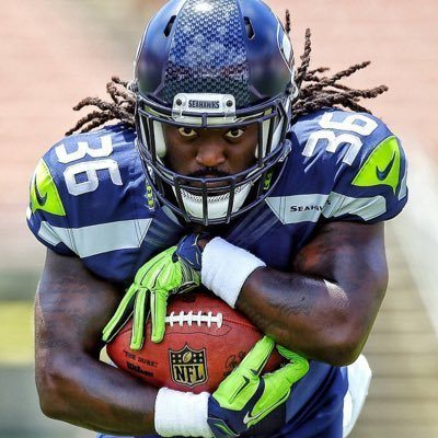 Seahawks running back Alex Collins