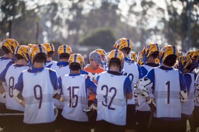 UCSB Gauchos Mens MCLA D1 Lacrosse