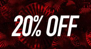 Special LAS Offer: Get 20% Off