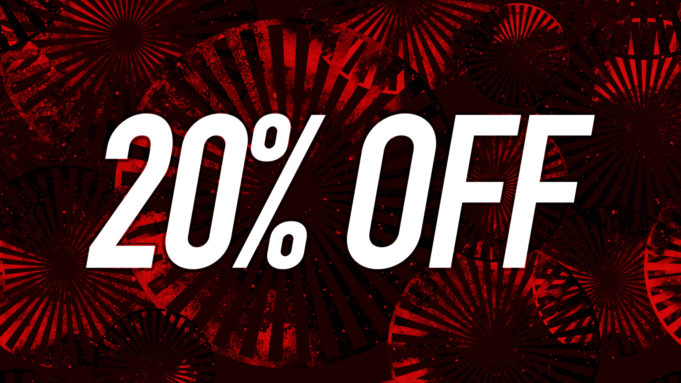 Special LAS Offer: Get 20% Off