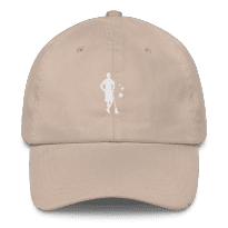 2REAL-five-panel-hat-silo_mockup_Front_Stone