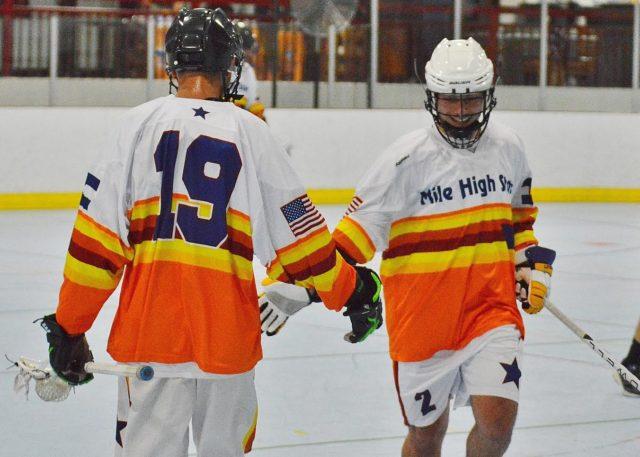 Regional Box Lacrosse League Colorado Box Lacrosse RBLL Photo: Di Miller