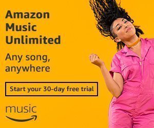 Amazon Music - 30 Day Free Trial