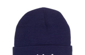 LaxAllStars knit beanies - Navy