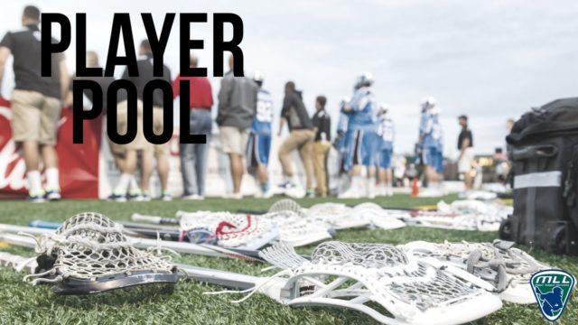 MLL - Pro Lacrosse Player Pool