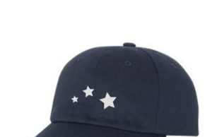 LaxAllStars Starburst Dad Caps - Navy