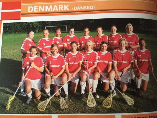 Denmark: European Championship 2004