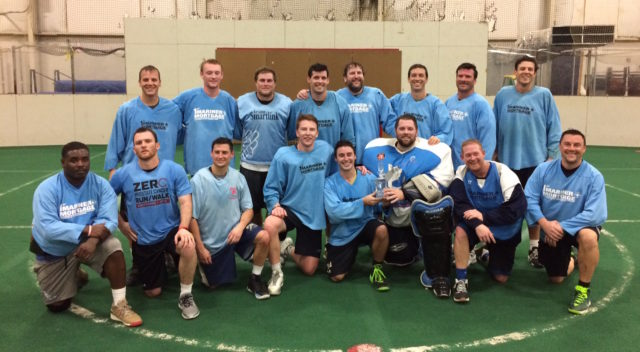 VIDEO: 2016 Baltimore Indoor Lacrosse League Finals