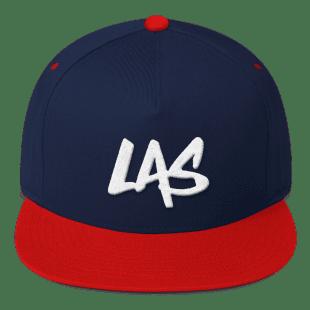 LAS LaxAllStars Snapback Hat