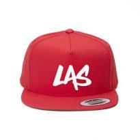 snapback-red-las-17