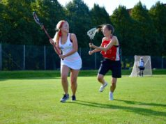Danish women's lacrosse