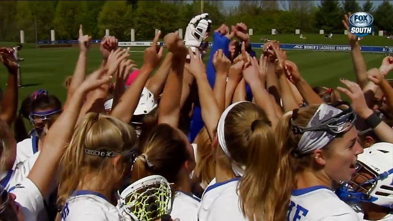 Kerstin Kimel Returns To Duke Women's Lacrosse Team