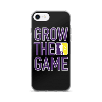Grow The Game iPhone Cases