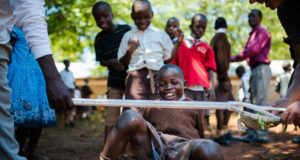 Featured Story: Kenya lacrosse kids lacrosse the world