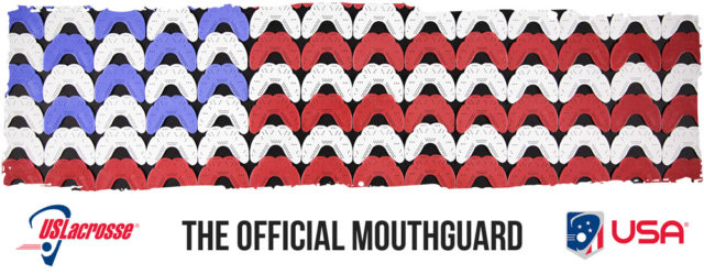 official mouth guard of team usa