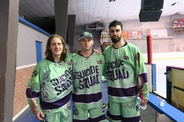 Suicide Squad Sin City Box Classic las vegas box lacrosse