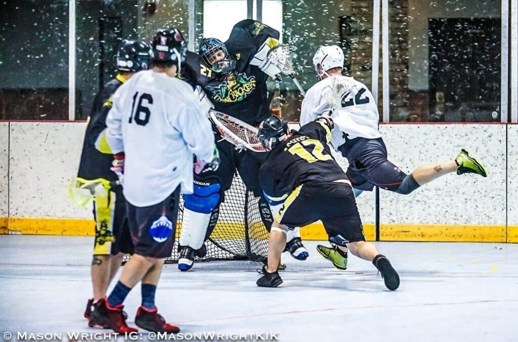 Sin City Box Classic las vegas box lacrosse