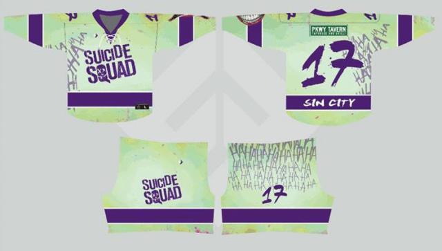 UncommonFit Suicide Squad Sin City Box Classic
