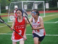 China Women's Lacrosse on the Rise! Q+A with Director Morgan Benaszek