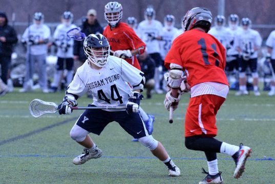 2017 BYU lacrosse Ryder's MCLA Extras! News, Poll + Predictions Photo: BYU Lacrosse