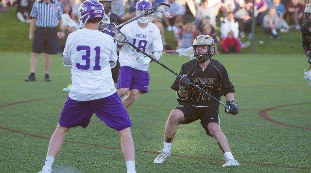 Grand Canyon vs Colorado MCLA Lacrosse Photo: Jeff Denning / CU Lacrosse