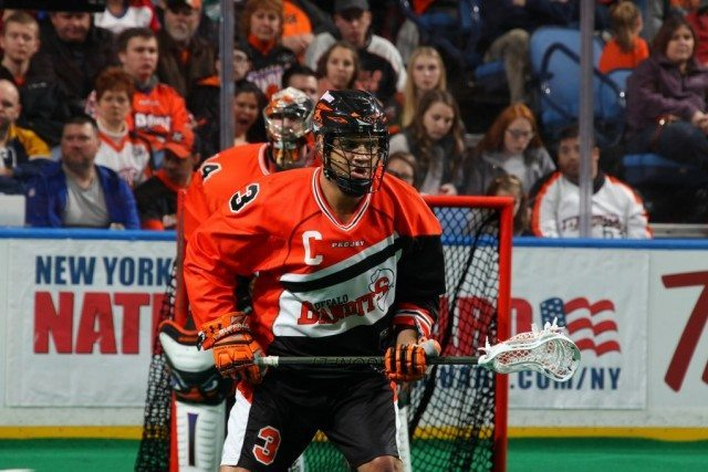 Toronto Rock vs Buffalo Bandits NLL 2017 NLL Media Poll Photo: Bill Whippert