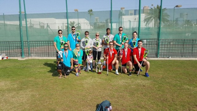 World lacrosse update Qatar Tournament