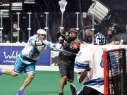 NLL Media Poll Rochester Knighthawks at New England Black Wolves NLL 2017