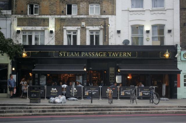 english pub tavern