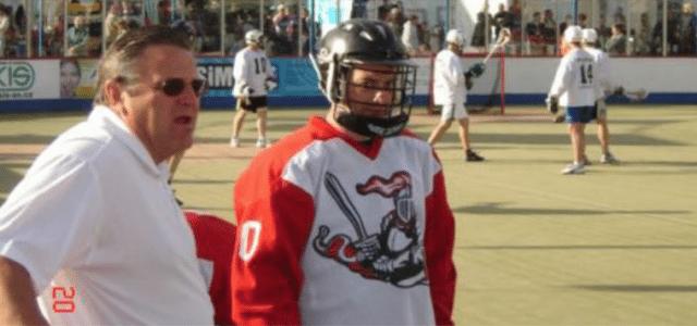 england box lacrosse knights 2007