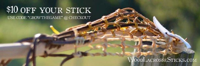 Wooden Lacrosse Sticks Discount
