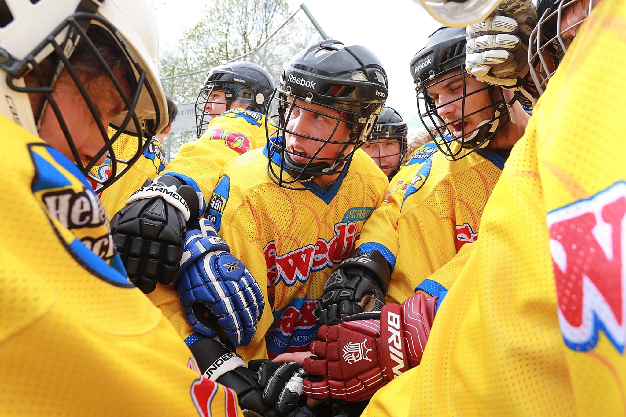 sweden box lacrosse