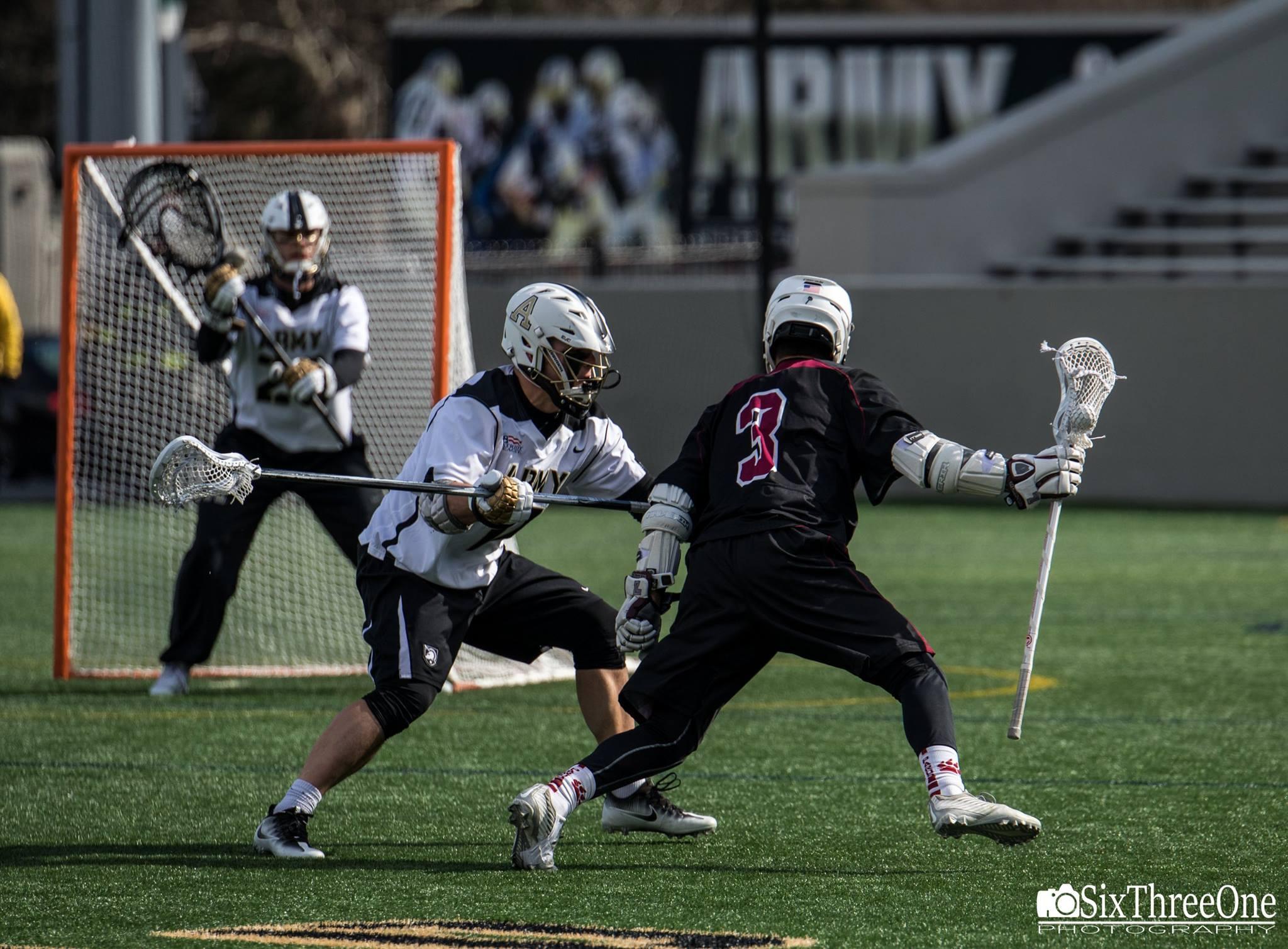 Lafayatte at Army West Point D1 NCAA Lacrosse 2017 Photo: John Marjoribanks / SIxThreeOne Photography college lacrosse