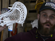 Mirage ECD Justin Skaggs the Lacrosse Show