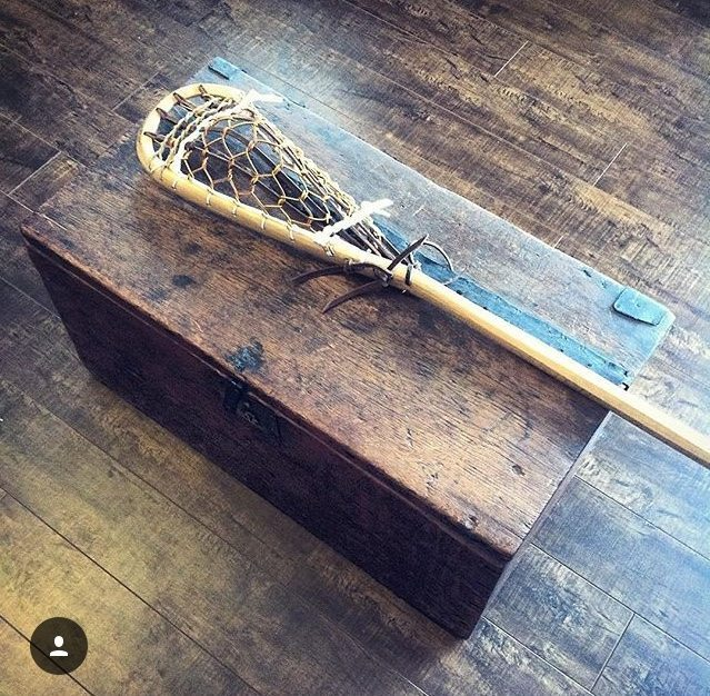 Colin Flynn's Wood Stick Collection - Mohawk