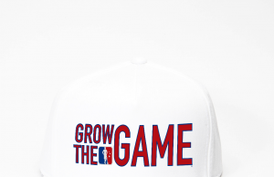 Grow The Game® Snapback Hat