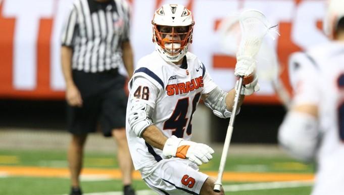 Sergio Salcido - Syracuse Lacrosse