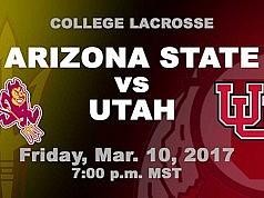 Utah vs Arizona State - Friday Night Live