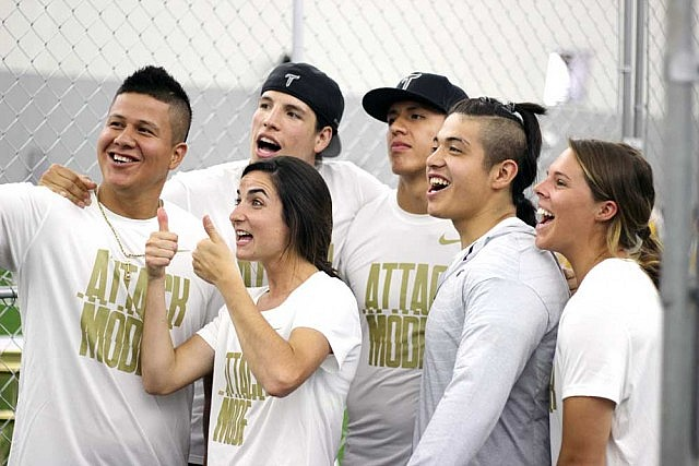 Communicate and Win - Nike Athletes