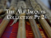 The Alf Jacques Stick collection