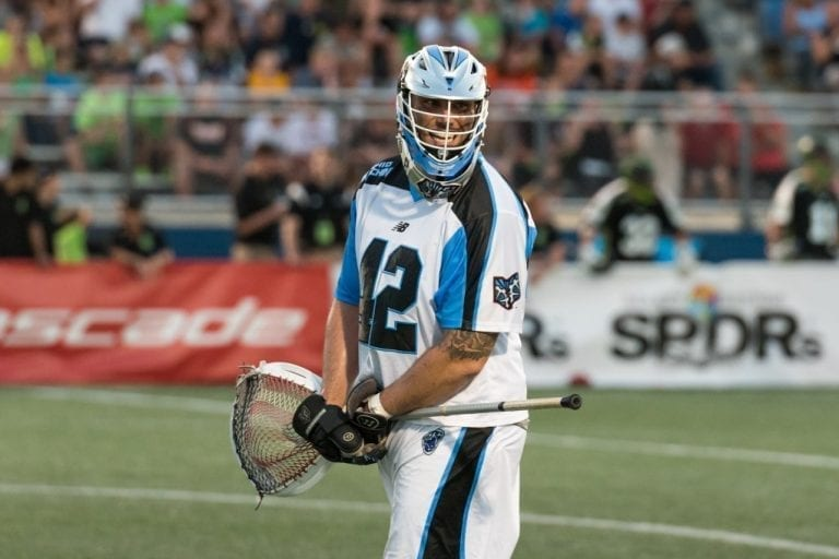 Scott Rodgers Ohio Machine MLL goalie