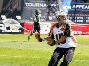 John Galloway Rochester Rattlers MLL Goalie Photo: Major League Lacrosse