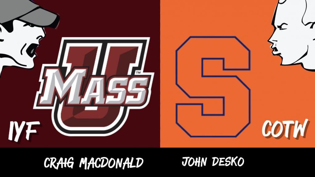 John Desko, Craig McDonald