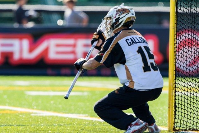 John Galloway Rochester Rattlers MLL Goalie Photo: Major League Lacrosse